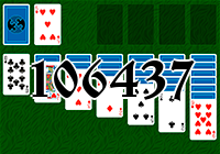 Solitaire №106437