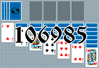 Solitaire №106985