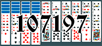 Solitaire №107197