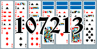 Solitaire №107213