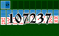 Solitaire №107237