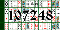 Solitaire №107248