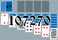 Solitaire №107270