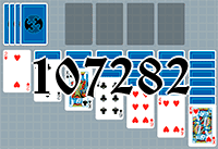 Solitaire №107282