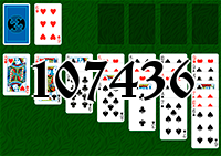 Solitaire №107436