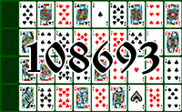 Solitaire №108693
