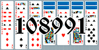 Solitaire №108991