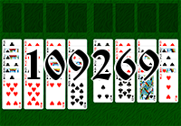 Solitaire №109269