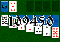 Solitaire №109450