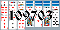 Solitaire №109703