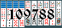 Solitaire №109788