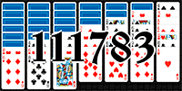 Solitaire №111783