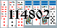 Solitaire №114802