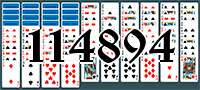 Solitaire №114894
