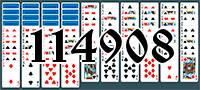 Solitaire №114908