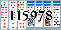 Solitaire №115978