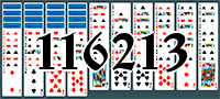Solitaire №116213