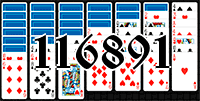 Solitaire №116891