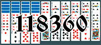 Solitaire №118360