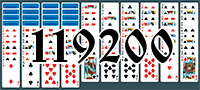 Solitaire №119200