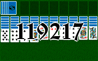 Solitaire №119217