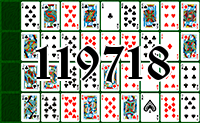 Solitaire №119718