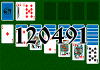 Solitaire №120491