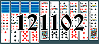 Solitaire №121102