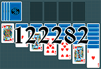 Solitaire №122282