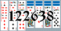 Solitaire №122638