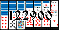 Solitaire №122900