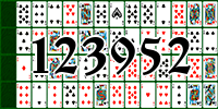 Solitaire №123952