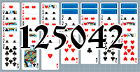 Solitaire №125042