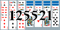 Solitaire №125521