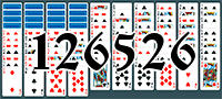 Solitaire №126526