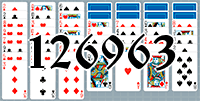 Solitaire №126963