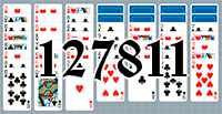 Solitaire №127811