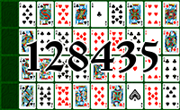 Solitaire №128435