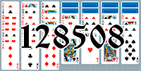 Solitaire №128508