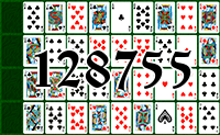Solitaire №128755