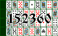 Solitaire №152360
