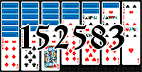 Solitaire №152583