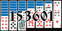 Solitaire №153601