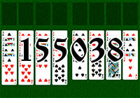 Solitaire №155038