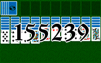 Solitaire №155239