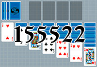 Solitaire №155522