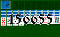 Solitaire №156655