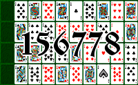 Solitaire №156778