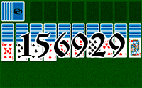 Solitaire №156929