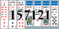 Solitaire №157121